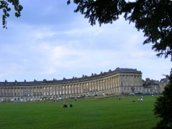 Travel - Bath, England