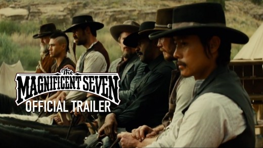 Screenshot from The Magnificent Seven
