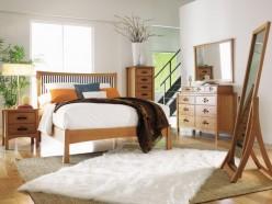 Area Rugs in Bedroom