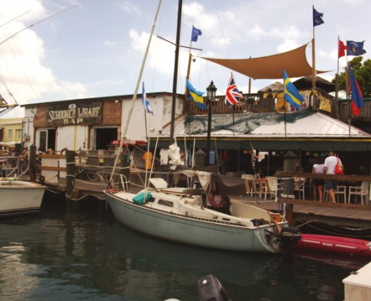 The Open Air Schooner Wharf Bar and Grill