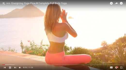 Top 7 YouTube Channels for Inspiration and Motivation. Fitness, yoga,  meditations, inspirational videos