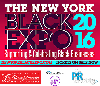 This will be the third year for the New York Black Expo under Mark Anthony Jenkins.