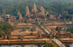 A Hidden Ancient City Discovered in Cambodia