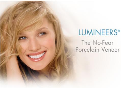 Lumineers - a popular brand for porcelain veneers