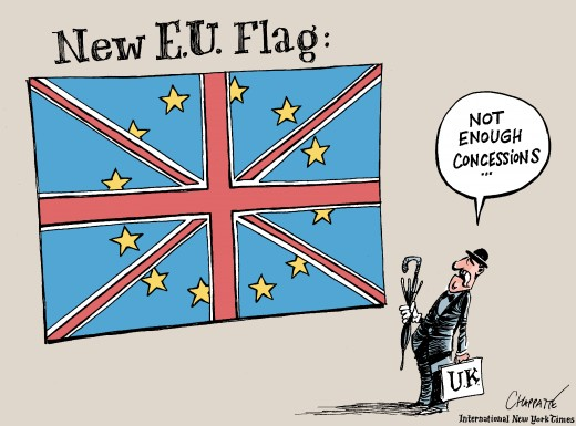 No sharing of our sovereignty.