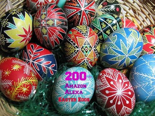200+ Funny Amazon Alexa Easter Eggs