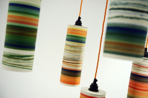 Porcelain Lights by Alison Graham
