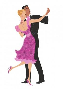 Take up salsa dancing to meet new people