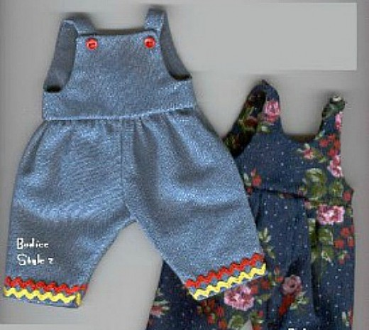Dolls Clothes Knitting Patterns Free Printable : Free doll clothes patterns all sizes feltmagnet
