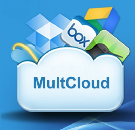 Multcloud allows you to easily join every single cloud data storage network you use in one service