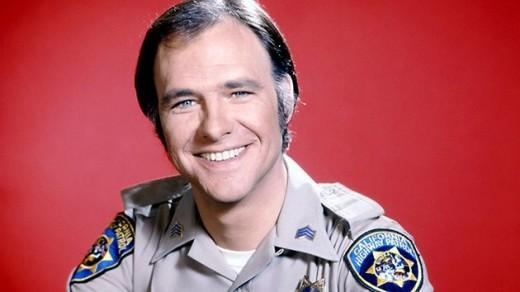"Robert Pine starred as ""Sgt. Getraer"""