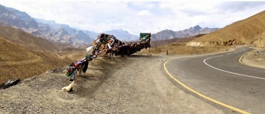 Mulbekh to Namki La to Fotu La Pass