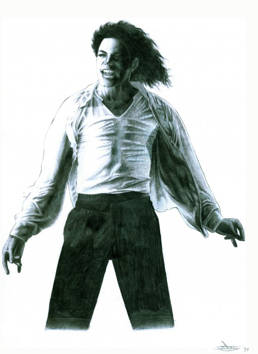 Michael Jackson Wall Papers