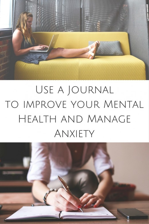 Journaling is a great way to improve your mental health. It allows you to figure out your triggers and anxieties and find a way to manage them.