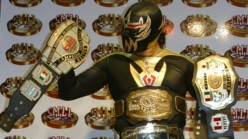 Lucha Tribute: Mascara Dorada