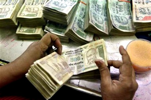 Counting money is the task of bank cashiers at tne end of every business day