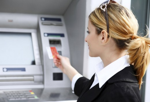ATM's is another convenient service banks offer to their customers to save them time