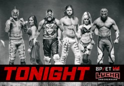 Lucha Underground Review: Six to Survive