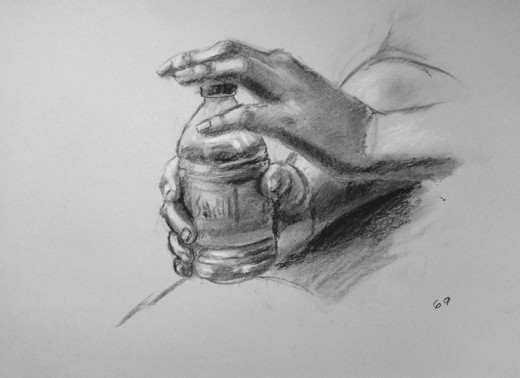 Hand drawing exercise #69.