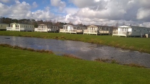 Haven sites offer lakeside or seaside locations throughout the UK
