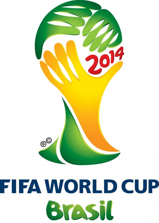 The 2014 World Cup Logo