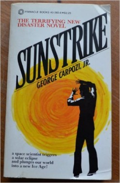 Retro Reading: Sunstrike by George Carpozi, Jr.