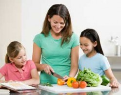 7 Simple Ways to Help Your Kids Fight Obesity