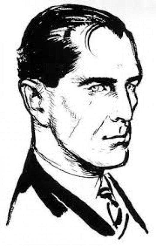 What Ian Fleming imagined Bond to look like.