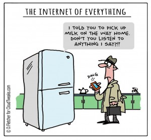 IoT comic