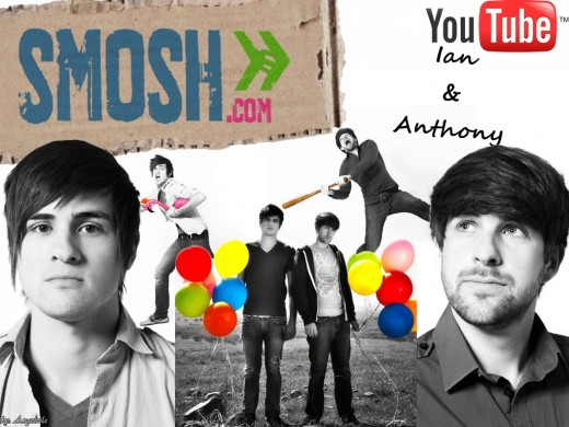 "Smosh (Ian & Anthony) - The most popular comedy duo YouTube stars whose videos are primarily comedy-shorts have earned themselves $8.5 million in 2015. Not bad for the long-time running ""YouTubers"" who are relentless in their uploading."
