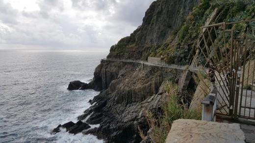 Riomaggiore - Via Dell'Amore path