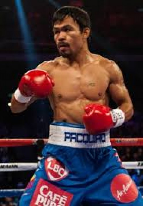 Manny Pacquiao is not only the best Asian boxer ever but possibly the best southpaw fighter as well.