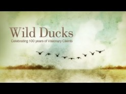 Some Wild Ducks that Were Right