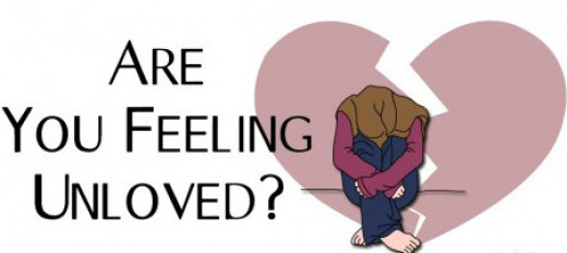 Feeling Unloved What Your Feelings Might Mean And How To