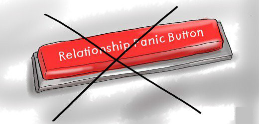 Don't panic! Your relationship isn't doomed!