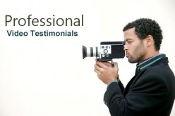 In Need of a Testimonial? Here's a Professional Actor Who Will Provide You with an Amazing Testimonial for only $5!