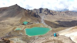 Hiking Experience in New Zealand -Tongariro Alpine Crossing