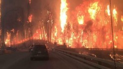 Arson in Oil Town: The Fire Storm that Devoured Fort McMurray, Alberta
