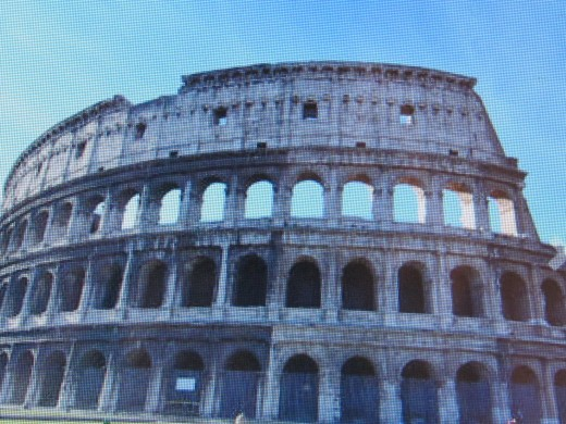 A photo of the Colosseum and Old Rome Tour from the Civitavecchia website. For additional information go to @Civitavecchia.com