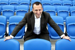 "Tony Bloom as the ""Seagulls"" Chairman"