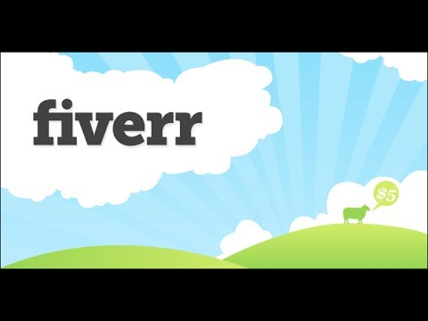 Fiverr.com is where buyers and sellers can interact and exchange services for payment!