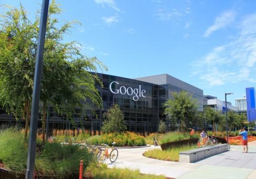 Googleplex at Mountain View, CA