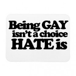 Why 'Being Gay is not a choice' shouldn't impartially be within the Gay Right's campaign