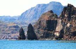 The Gavilan 'Oarlock' Rocks