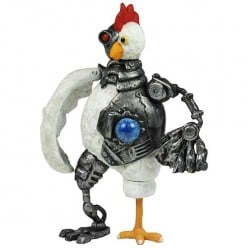 """Robot Chicken,"" seen by millions on Adult Swim"