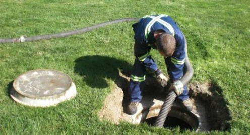 The sworn enemy of septic tanks, bath tissue and tubes is a stopped-up septic tank
