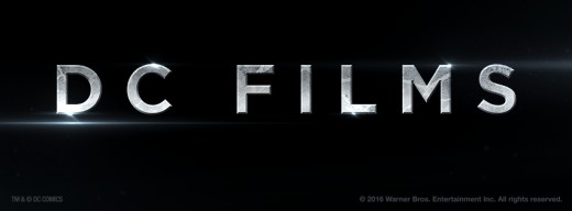 DC Films logo.