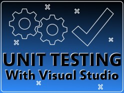 Unit Testing width Visual Studio