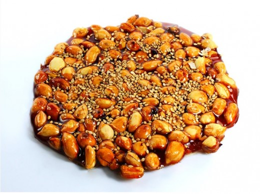 Let's start off with a delicacy from Bacolod. The sweetness of sugar candy hardened with crunchy peanut are combined to produce a very enticing snack item. Since Bacolod has a lot of sugar production, it had been maximized to product this hit snack