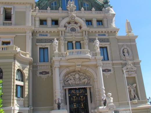A magnificent structure in Monte Carlo.